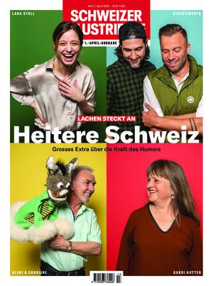 Schweizer Illustrierte (13/2021)