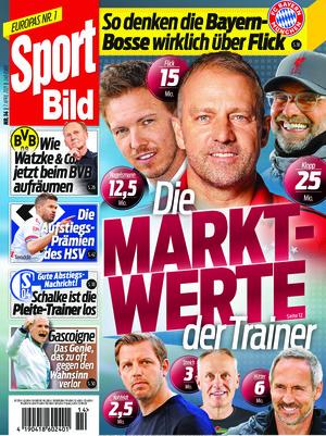 Sport Bild (14/2021)