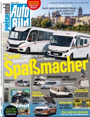 Auto BILD Reisemobil (05/2021)