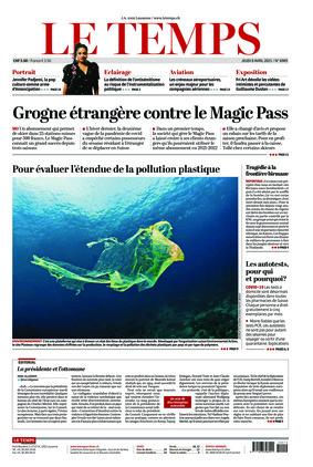 Le Temps (08.04.2021)