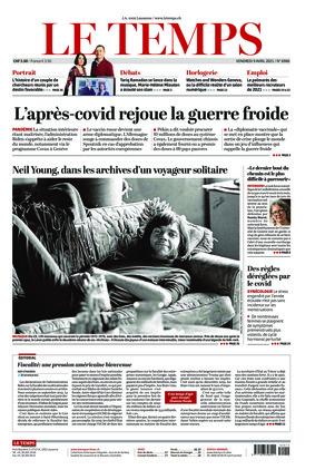 Le Temps (09.04.2021)