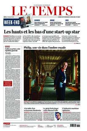 Le Temps (10.04.2021)