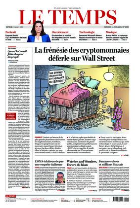 Le Temps (14.04.2021)