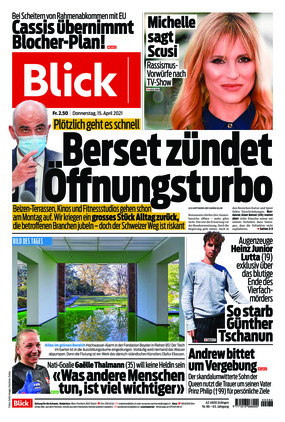 Blick (15.04.2021)