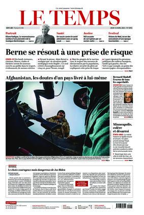 Le Temps (15.04.2021)