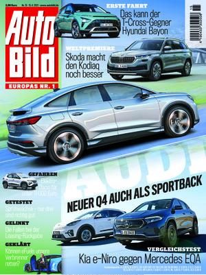 Auto Bild Österreich (15/2021)