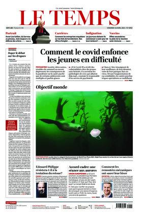 Le Temps (16.04.2021)