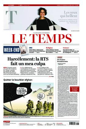 Le Temps (17.04.2021)