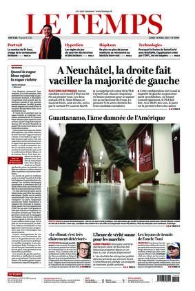 Le Temps (19.04.2021)