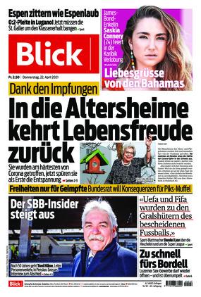 Blick (22.04.2021)