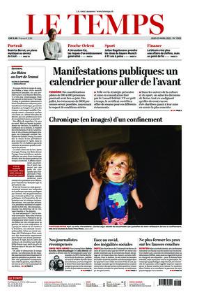 Le Temps (29.04.2021)