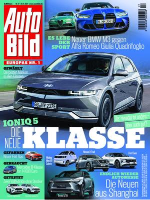 Auto Bild Österreich (17/2021)