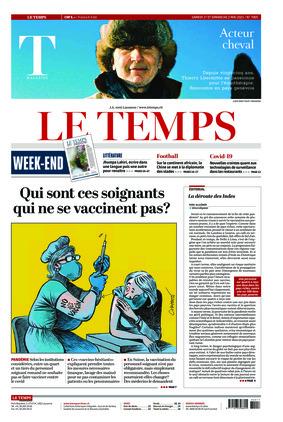Le Temps (01.05.2021)