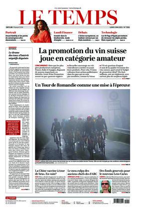 Le Temps (03.05.2021)