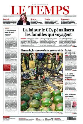 Le Temps (04.05.2021)