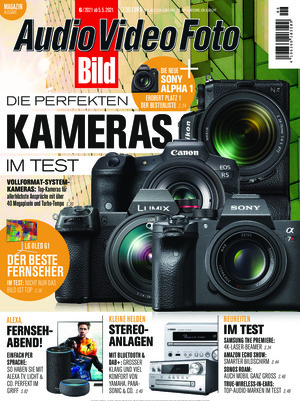 Audio Video Foto Bild (06/2021)