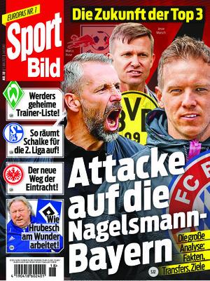 Sport Bild (18/2021)