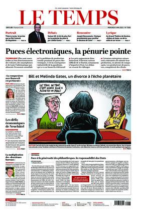 Le Temps (05.05.2021)