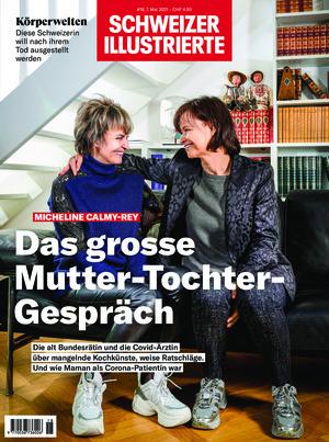 Schweizer Illustrierte (18/2021)