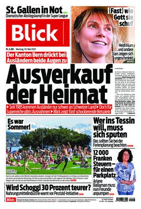 Blick (10.05.2021)