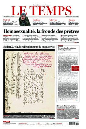 Le Temps (11.05.2021)