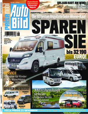 Auto BILD Reisemobil (06/2021)