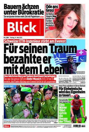 Blick (14.05.2021)
