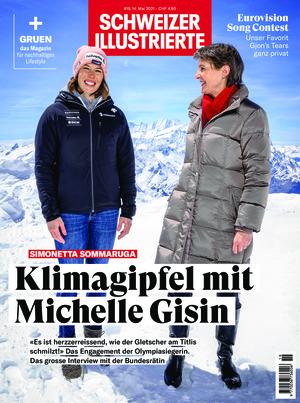 Schweizer Illustrierte (19/2021)