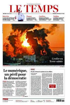 Le Temps (14.05.2021)