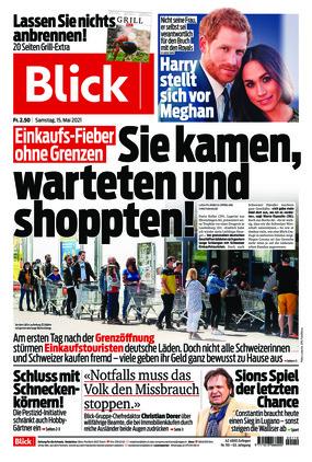 Blick (15.05.2021)