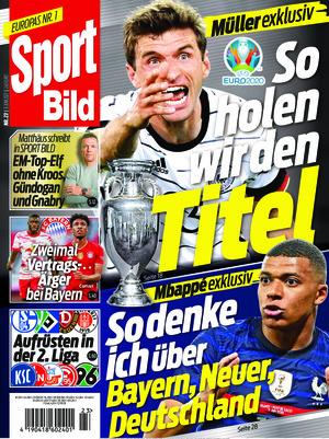 Sport Bild (23/2021)