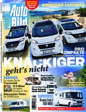 Auto BILD Reisemobil (07/2021)