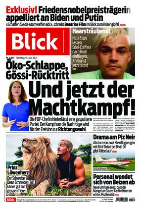 Blick (15.06.2021)