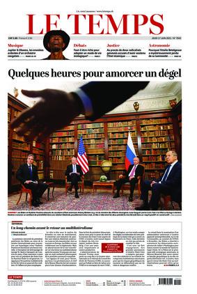 Le Temps (17.06.2021)