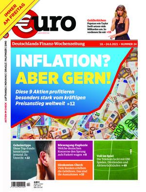 Euro am Sonntag (18.06.2021)