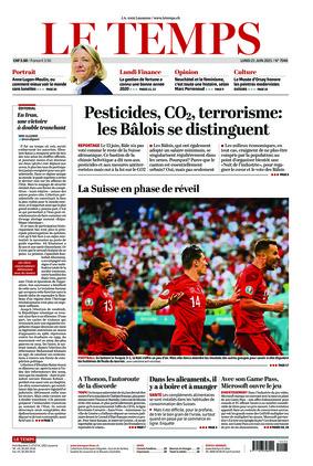 Le Temps (21.06.2021)
