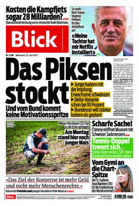 Blick (23.06.2021)