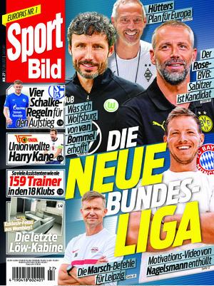 Sport Bild (27/2021)