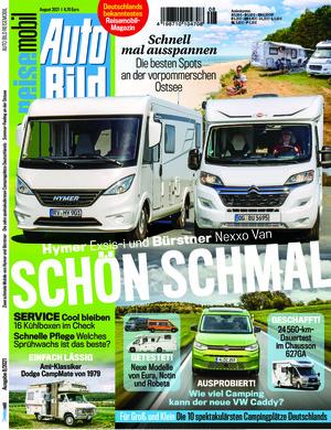 Auto BILD Reisemobil (08/2021)