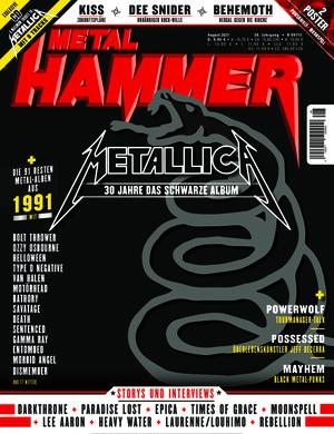 Metal Hammer (08/2021)