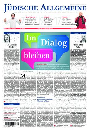 Jüdische Allgemeine 28/2021 (15.07.2021)