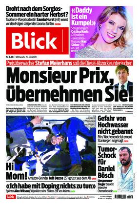 Blick (21.07.2021)
