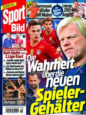 Sport Bild (29/2021)
