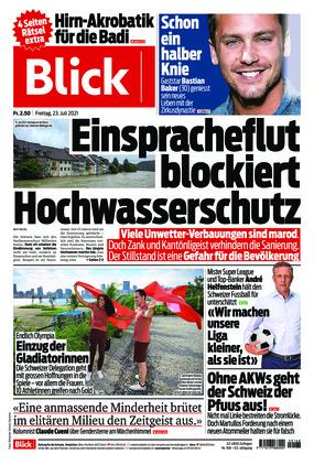 Blick (23.07.2021)