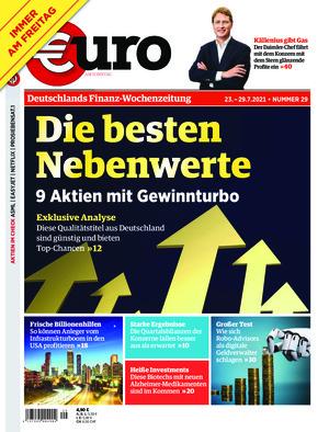 Euro am Sonntag (23.07.2021)