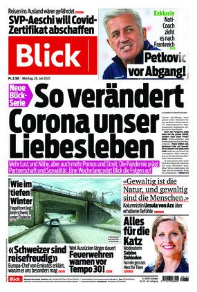 Blick (26.07.2021)