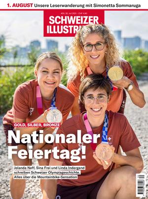 Schweizer Illustrierte (30/2021)