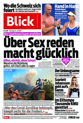 Blick (31.07.2021)