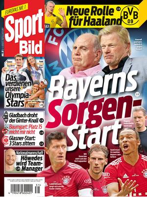 Sport Bild (31/2021)