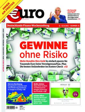 Euro am Sonntag (06.08.2021)